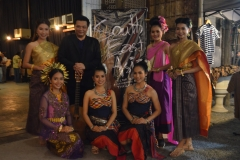 Rattasart and Thai Traditional Dancers